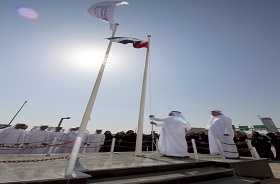 The percentage of Emiratisation in Abu Dhabi Customs in 2018 reached 98% And 100% in land, sea and air customs centers in Abu Dhabi Customs