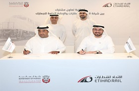 MOA with Etihad Railways